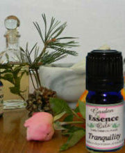 tranquility essential oil by                                   garden essence oils