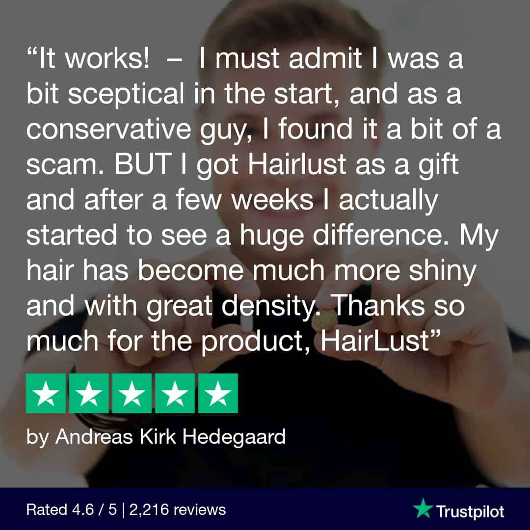 Hairlust customer review