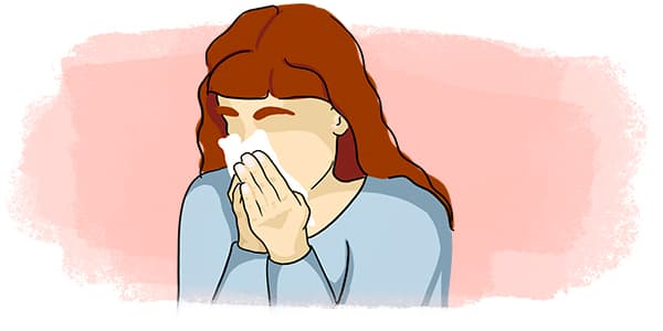 People with Allergies