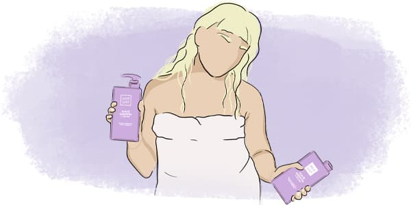 Use the Best Shampoo for Blonde Hair
