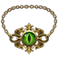 PS4 | Wyvern's Eye Necklace, Uncommon at We Grind Games