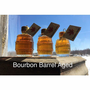 Bourbon Barrel Aged Maple Syrup (Barrel)