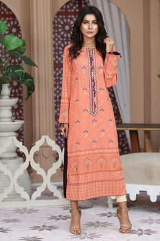 Design 2A Saher - LSM Fabrics Kurta Collection