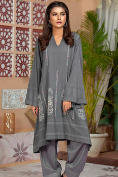 Design 8B Saher - LSM Fabrics Kurta Collection