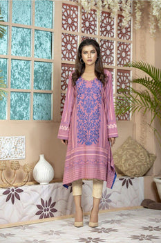 Design 9B Saher - LSM Fabrics Kurta Collection