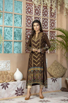 Design 10B Saher - LSM Fabrics Kurta Collection