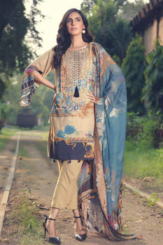 Rusty Art - Motifz Amal Linen Collection