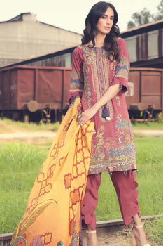 Autumn Hues - Motifz Amal Linen Collection