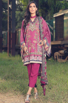 Mahogany - Motifz Amal Linen Collection