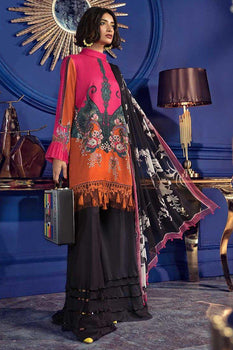 MPT19-02A - Maria B M Prints Winter Collection