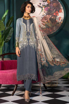 MPT19-03A - Maria B M Prints Winter Collection