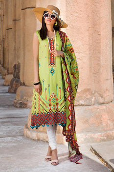 Design 4 - Motifz Amal Lawn Collection