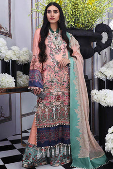 Design 2A - Sana Safinaz Luxury Eid Collection