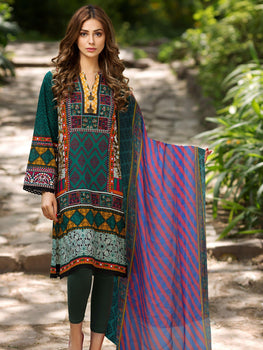 Ethnic Waves A Limelight Lawn Vol 3 (2 Piece Suit)