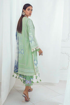 4B Mina Hasan Embroidered Lawn Collection