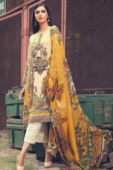 Botanica - Motifz Amal Linen Collection
