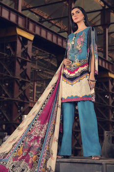 Folk Fantasy - Motifz Amal Linen Collection