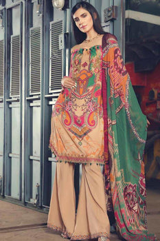 Psychedelia - Motifz Amal Linen Collection