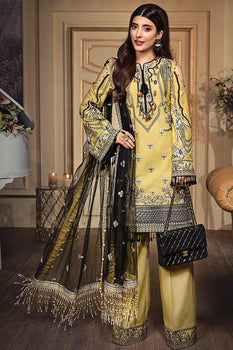 Veronique - Anaya By Kiran Chauhdry Luxury Lawn