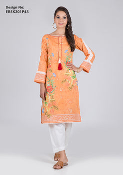 Orange Kurta - Bonanza Summer Vol 2