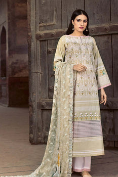 CT-255 - Gul Ahmed Summer Lawn Collection