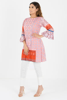 Design 1 - Gul Ahmed Summer RTW Kurta