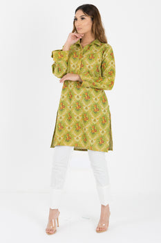 Design 2 - Gul Ahmed Summer RTW Kurta