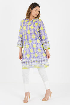 Design 4 - Gul Ahmed Summer RTW Kurta
