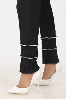Black Pearl Trousers - Stonez