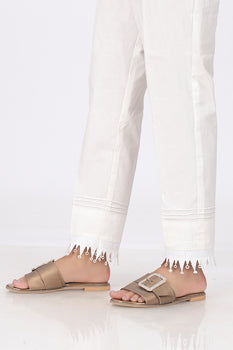 Design 1 White Trousers - Lakhtai