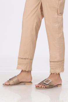 Design 5 Beige Trousers - Lakhtai
