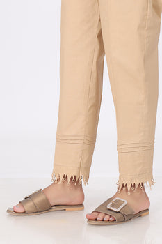 Design 1 Beige Trousers - Lakhtai