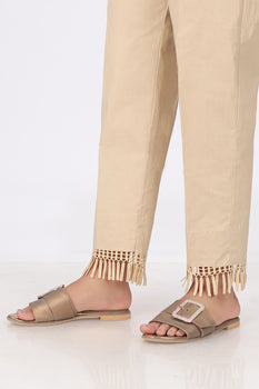 Design 3 Beige Trousers - Lakhtai