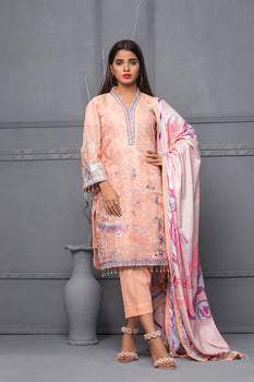 Lilac Peach - Janan Winter Collection