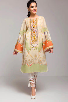 Mari Bloom - Baroque Pret Kurta