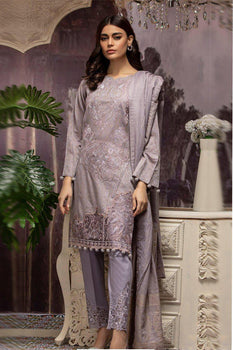 Lilac Altar - Salitex Jacquard Collection