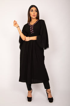Black Stonez Ladies Kurta