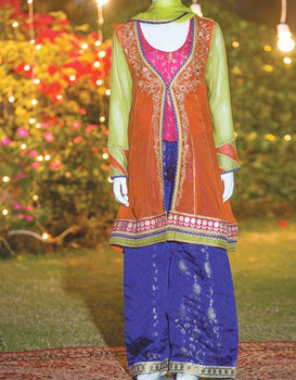 Girls 3Pcs Suit-1141