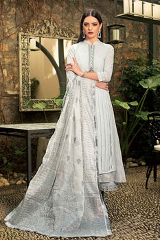 3 PC Unstitched Lawn Suit FE-240 - Gul Ahmed