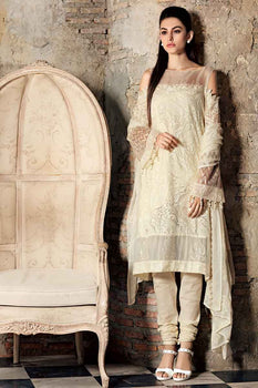 3 PC Unstitched Lawn Suit FE-227 - Gul Ahmed