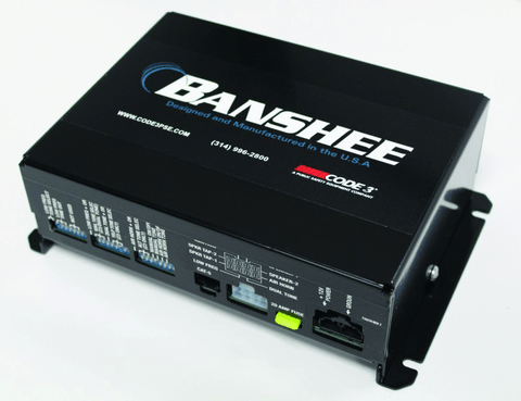 Code 3 Banshee Low Frequency Siren