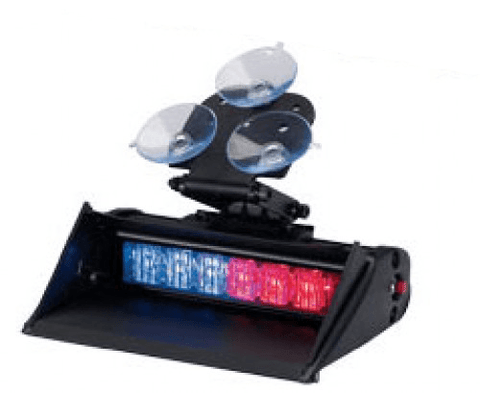 Code 3 XT6 Single 6 LED Interior Light