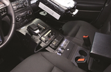 Jotto Desk Ford Police Interceptor Utility (2016+) Police Equipment Console - Contour