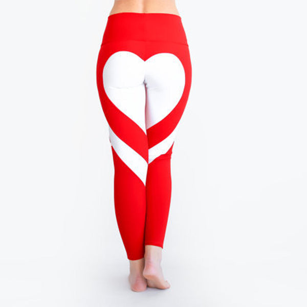 Heart Shaped Leggings