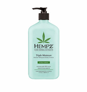 Hempz Triple Moisture Herbal Moisturizer