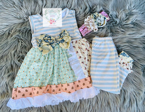 Oh My Darling Set (Includes headband)