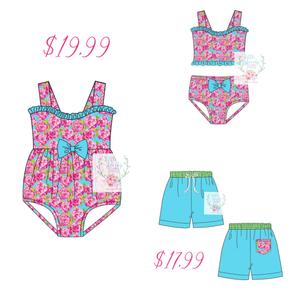Roses Swim Collection