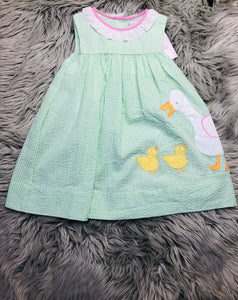 Duck Applique Dress