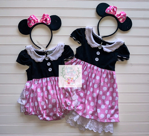 Minnie Bubble and Dress