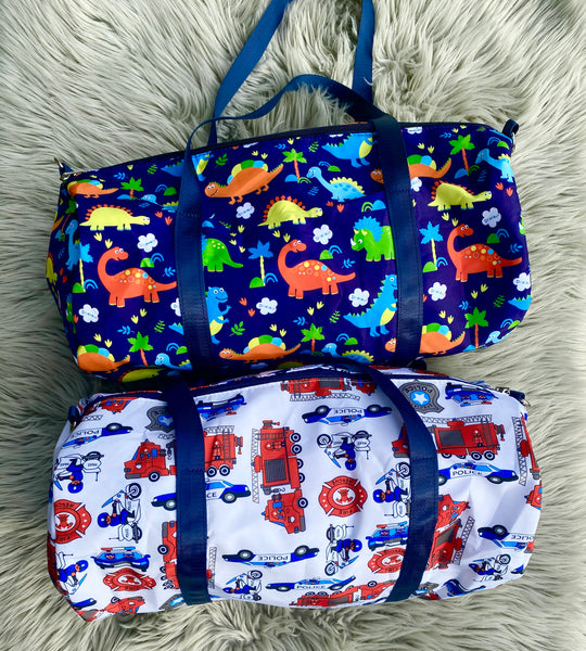 Boys Duffle Bag